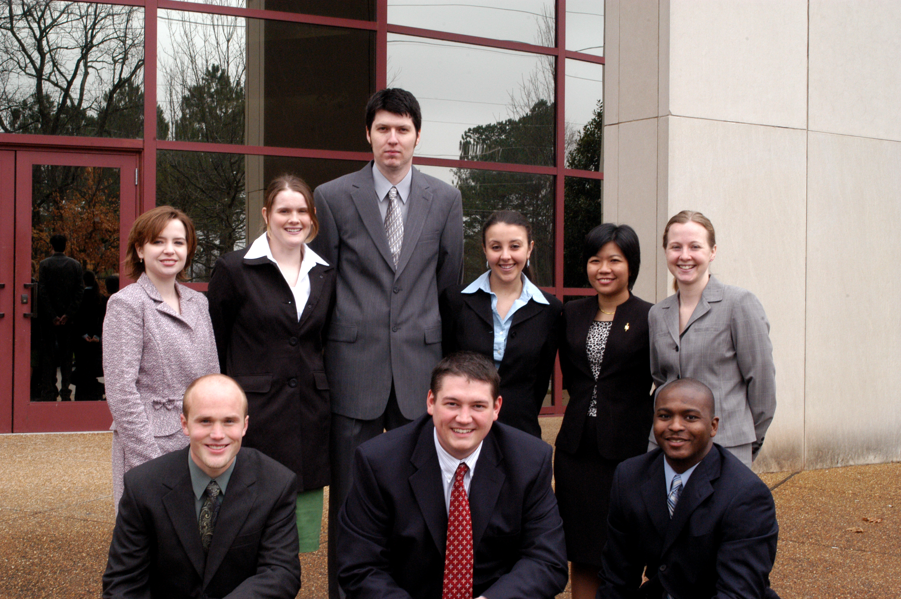 Photograph of 2005 CMG members
